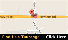 How to Find Us in Tauranga