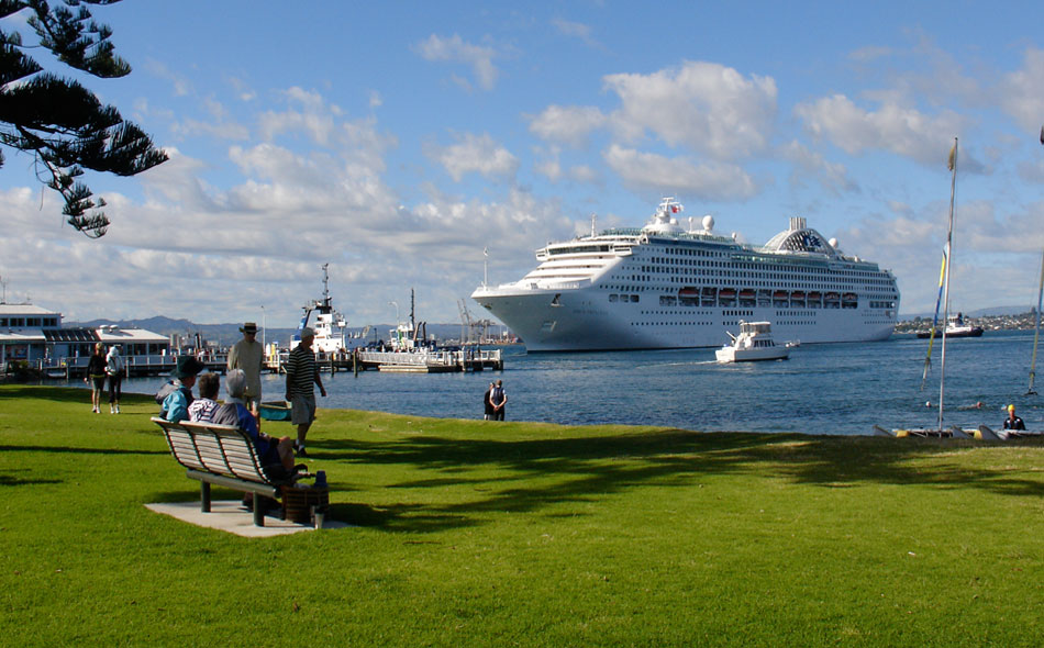 Get Rental Car From Cruise Ship