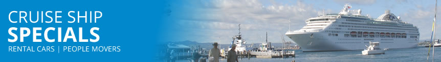 Port of Tauranga Cruise Ship Special